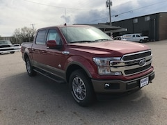 New 2019 Ford F-150 King Ranch Truck in Great Bend near Russell