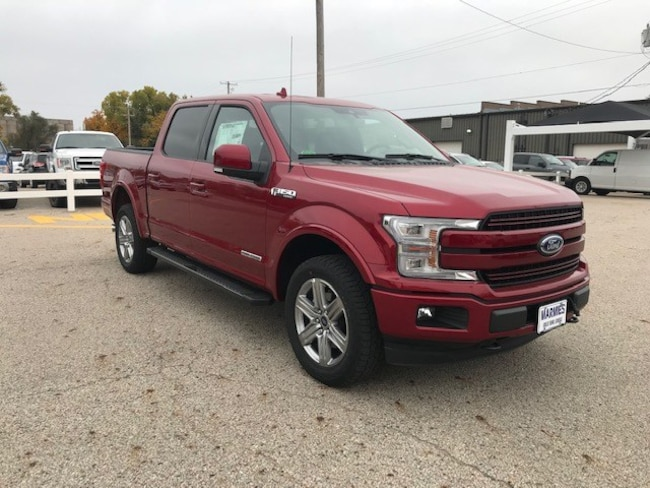 New 2018 Ford F-150 Lariat Truck For  Sale Great Bend KS