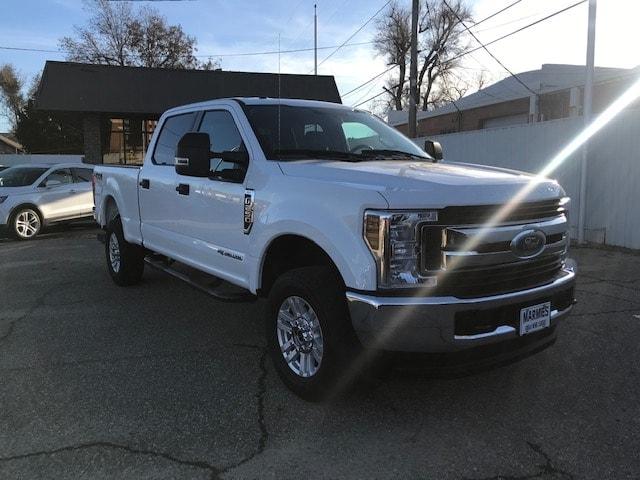 2018 Ford F-250 Truck Crew Cab