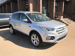 New 2019 Ford Escape Titanium SUV in Great Bend near Russell