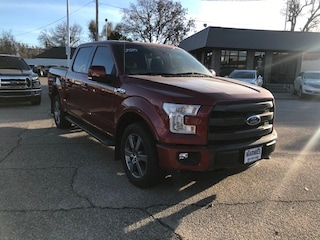 2015 Ford F-150 King Ranch Crew Cab