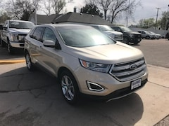 Used 2018 Ford Edge Titanium SUV in Great Bend near Larned