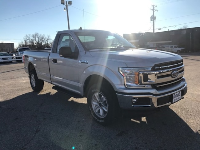 New 2019 Ford F-150 XLT Truck For  Sale Great Bend KS