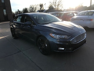 New 2019 Ford Fusion SE Sedan For Sale Great Bend KS