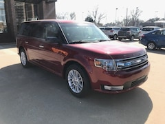 New 2019 Ford Flex SEL Crossover in Great Bend near Russell
