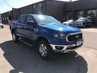 New 2019 Ford Ranger XLT Truck For Sale/Lease Great Bend KS