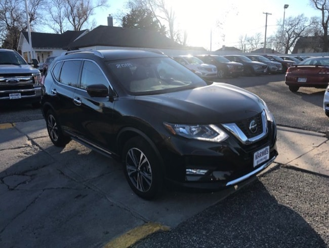 Used 2018 Nissan Rogue SL SUV in Great Bend