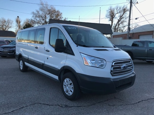 Used 2017 Ford Transit-350 XLT Wagon in Great Bend