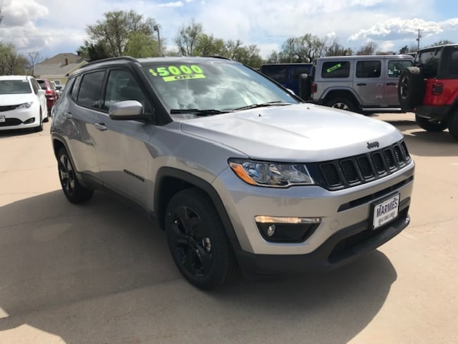 Used 2018 Jeep Compass Latitude SUV in Great Bend