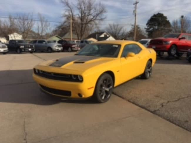 Used 2018 Dodge Challenger R/T Coupe in Great Bend