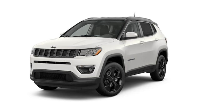 New 2019 Jeep Compass ALTITUDE 4X4 Sport Utility in Great Bend