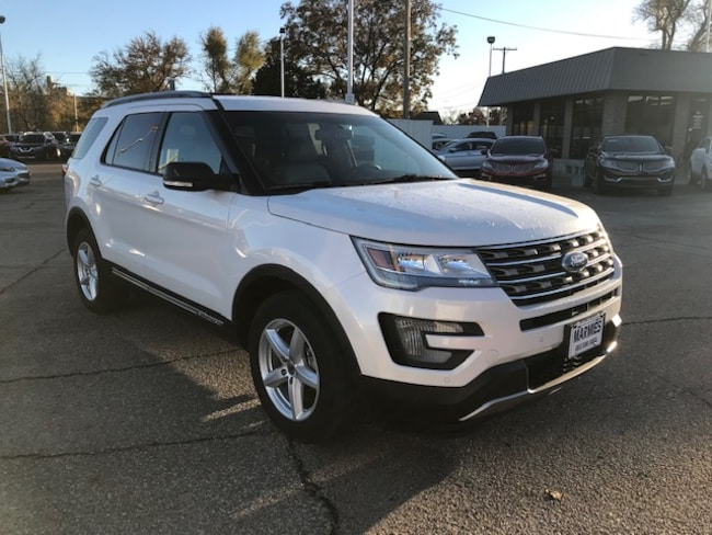 Used 2016 Ford Explorer XLT SUV in Great Bend