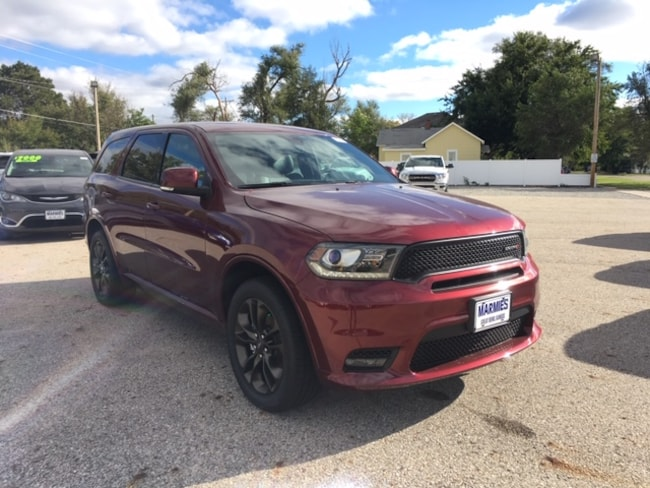 New 2019 Dodge Durango Gt Plus Awd In Great Bend Ks