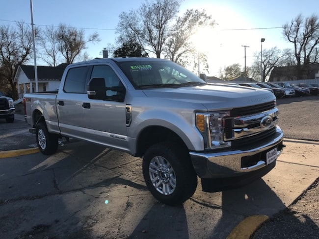 Used 2017 Ford F-250 Truck Crew Cab XLT in Great Bend