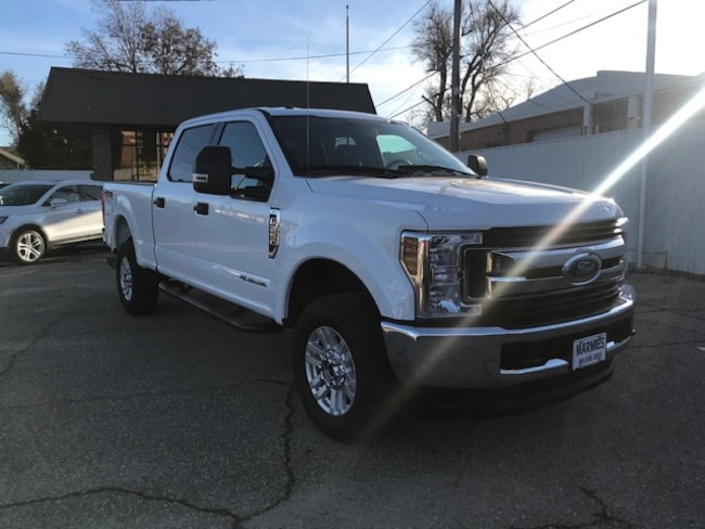 Used 2018 Ford F-250 XLT Crew Cab in Great Bend