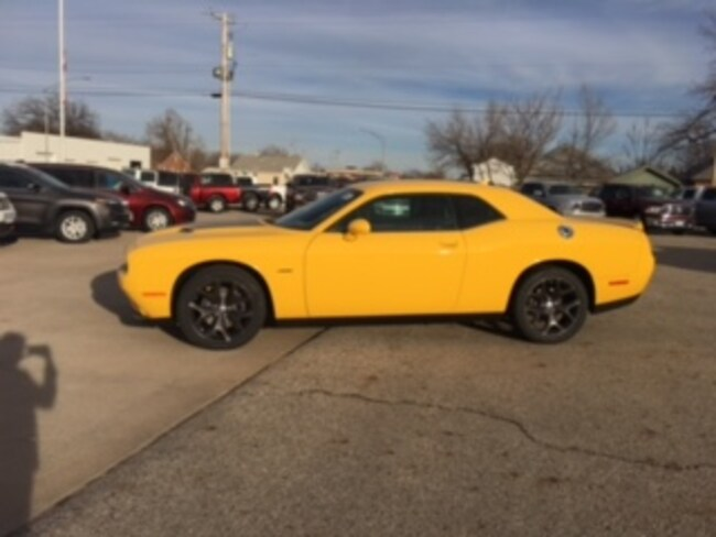 Used 2018 Dodge Challenger R/T Plus Coupe in Great Bend