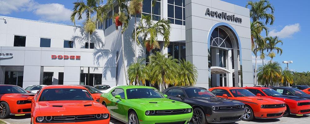 Autonation Pembroke Pines >> Dealer Near Pembroke Pines Autonation Chrysler Dodge Jeep