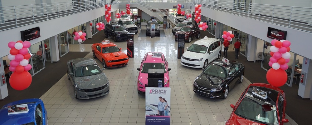AutoNation Chrysler Dodge Jeep RAM Pembroke Pines