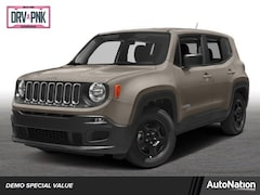 2018 Jeep Renegade Latitude FWD SUV