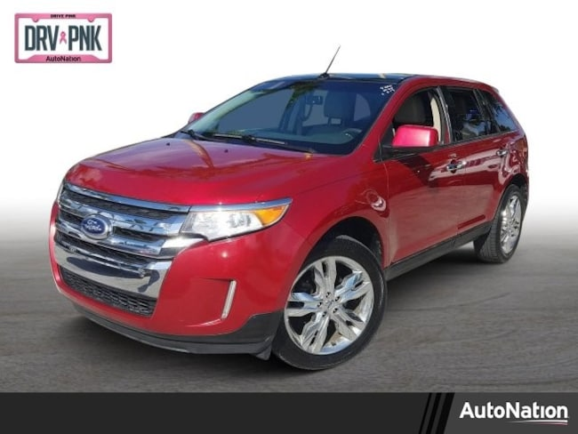 2011 Ford Edge Limited 4dr Car