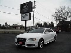 2010 Audi A5 3.2L S-LINE QUATTRO!! Coupe