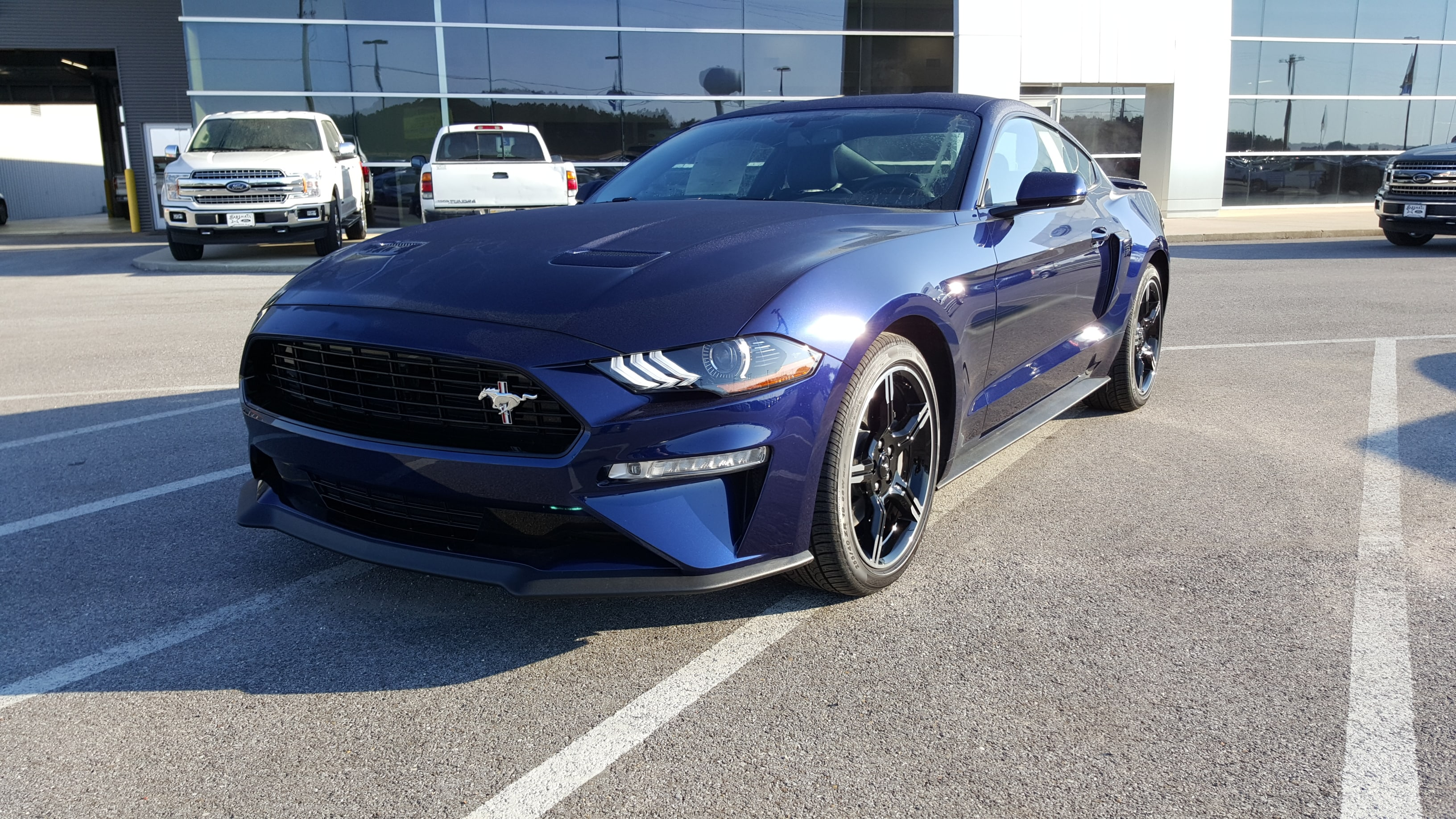 2019 Ford Mustang GT Premium California Edition Coupe