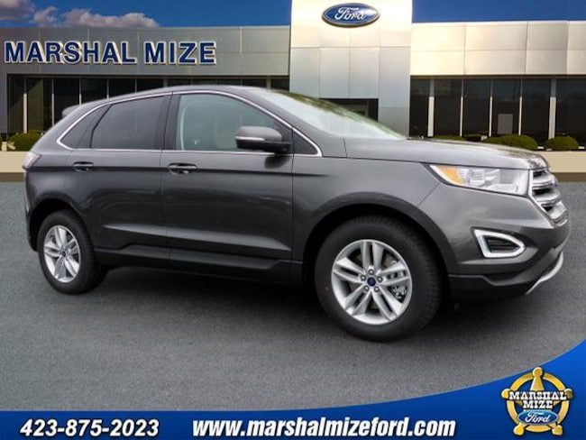New 2018 Ford Edge SEL Crossover for sale in Chattanooga, TN