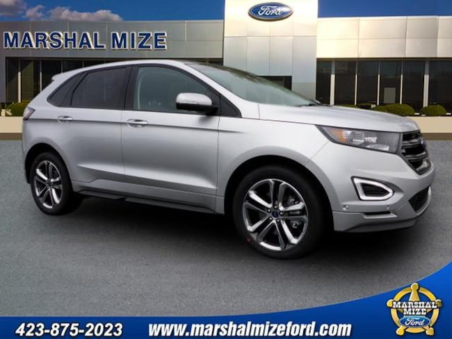 New 2018 Ford Edge Sport Crossover for sale in Chattanooga, TN