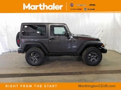 New Chrysler Dodge Jeep Ram 2018 Jeep Wrangler JK RUBICON RECON 4X4 Sport Utility for sale in Worthington, MN