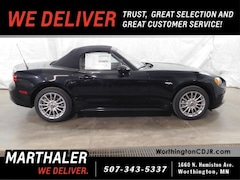 New Chrysler Dodge Jeep Ram 2018 FIAT 124 Spider CLASSICA Convertible for sale in Worthington, MN
