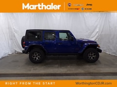 New Chrysler Dodge Jeep Ram 2018 Jeep Wrangler UNLIMITED RUBICON 4X4 Sport Utility for sale in Worthington, MN