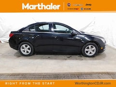 Used Vehicles for sale 2015 Chevrolet Cruze 1LT Manual Sedan in Worthington, MN