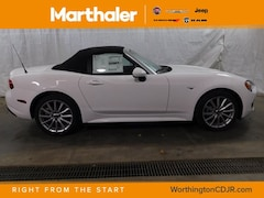 New Chrysler Dodge Jeep Ram 2018 FIAT 124 Spider LUSSO Convertible for sale in Worthington, MN