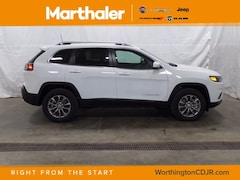 New Chrysler Dodge Jeep Ram 2019 Jeep Cherokee LATITUDE PLUS 4X4 Sport Utility for sale in Worthington, MN