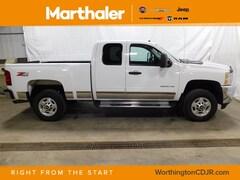 2011 Chevrolet Silverado 2500HD LT Truck Extended Cab