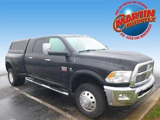 Used 2012 Ram 3500 Laramie 4x4 Mega 6.4ft Truck Mega Cab Bowling Green, KY
