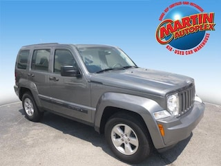 Used 2012 Jeep Liberty Sport SUV Bowling Green, KY