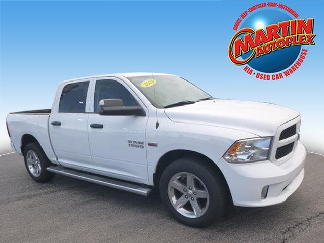 Used 2014 Ram 1500 Truck Crew Cab Bowling Green, KY