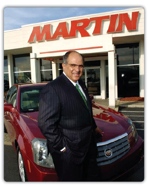 Martin Automotive Group >> About Us Martin Management Group