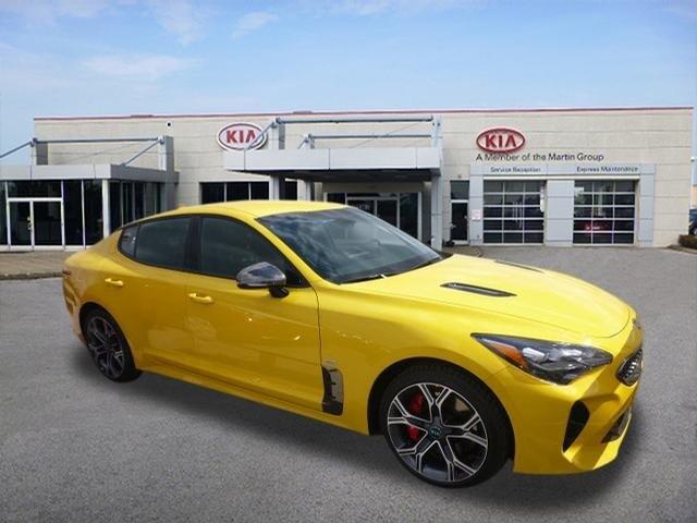 New 2018 Kia Stinger GT Sedan Bowling Green, KY
