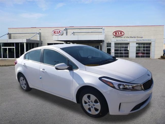 New 2018 Kia Forte LX Sedan Bowling Green, KY