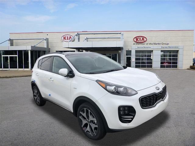 Attractive 2019 Kia Sportage SX Turbo SUV