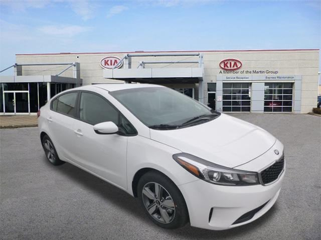 Wonderful New 2018 Kia Forte S Sedan Bowling Green, KY