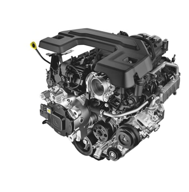 3.6L Pentastar® V6 Engine with eTorque