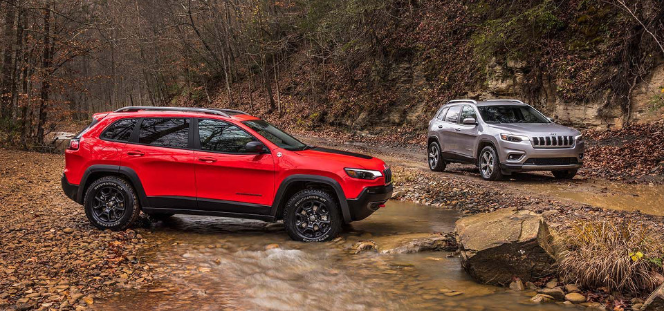 difference between 2019 and 2018 jeep cherokee