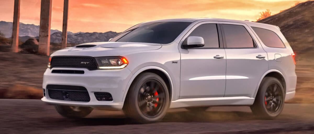 2018 Dodge Durango Sunset