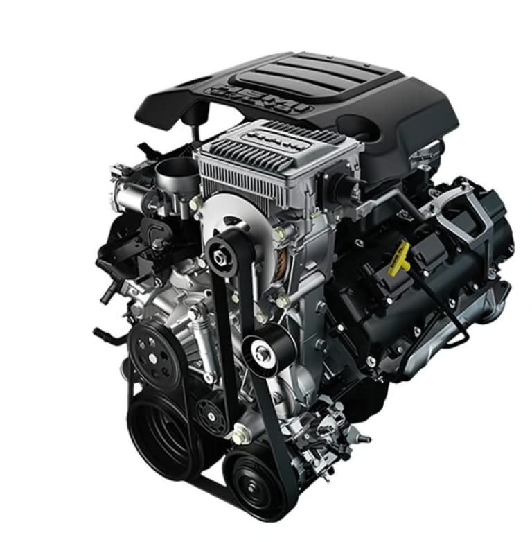 5.7L HEMI® V8 Engine with eTorque®