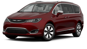 2017 Chrysler Pacifica Platinum Hybrid in Union Grove, WI