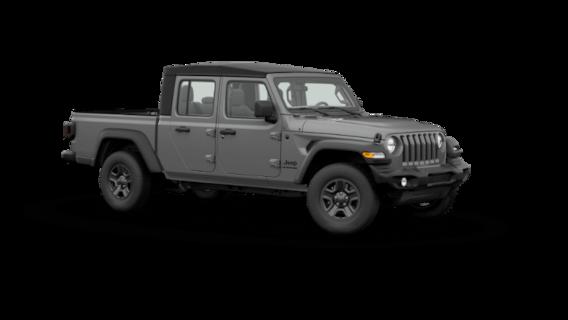 2020 Jeep Gladiator Trim Levels Sport Vs Sport S Vs Upland Vs Rubicon
