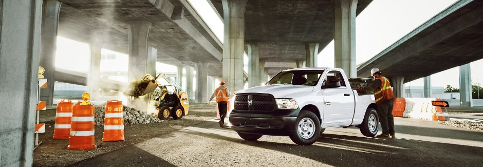 2017 RAM 1500 Commercial